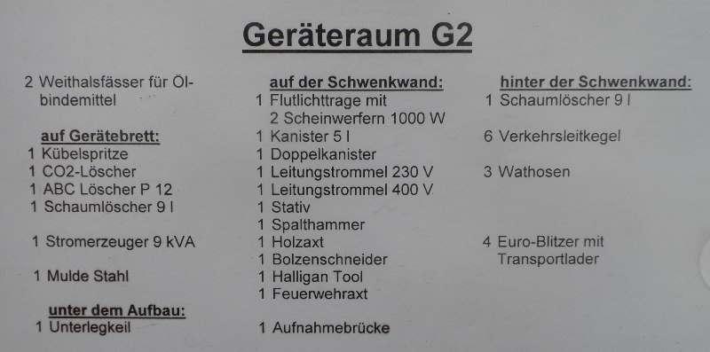 Ladeliste G2