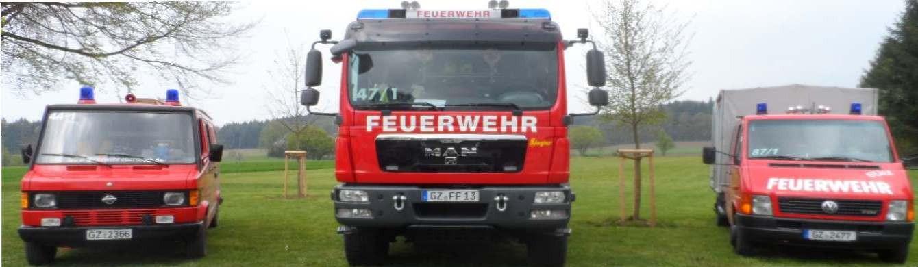 Freiwillige Feuerwehr Kleinkötz – Ebersbach